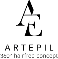 Artepil 360° hairfree concept