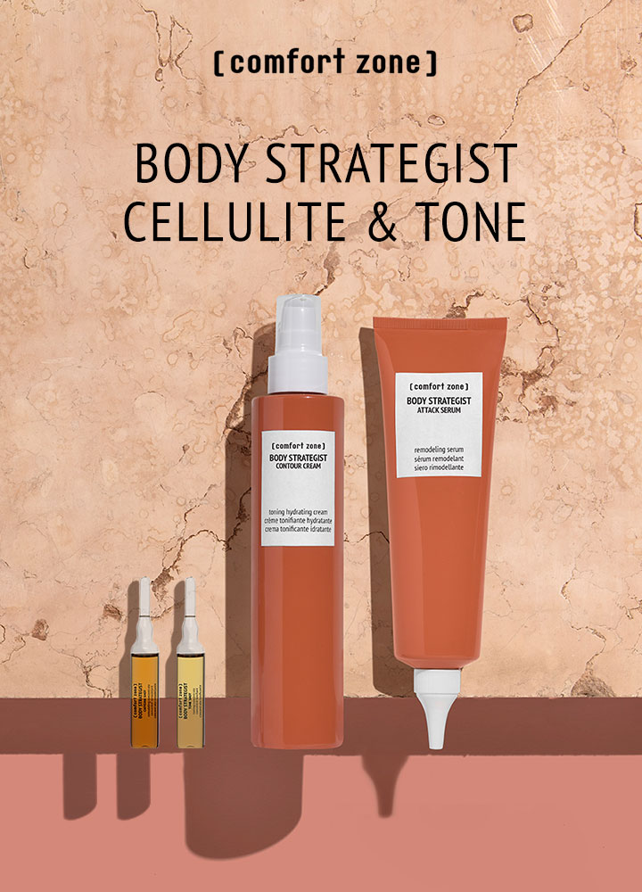 Body Strategist Cellulite & Tone from Comfort Zone