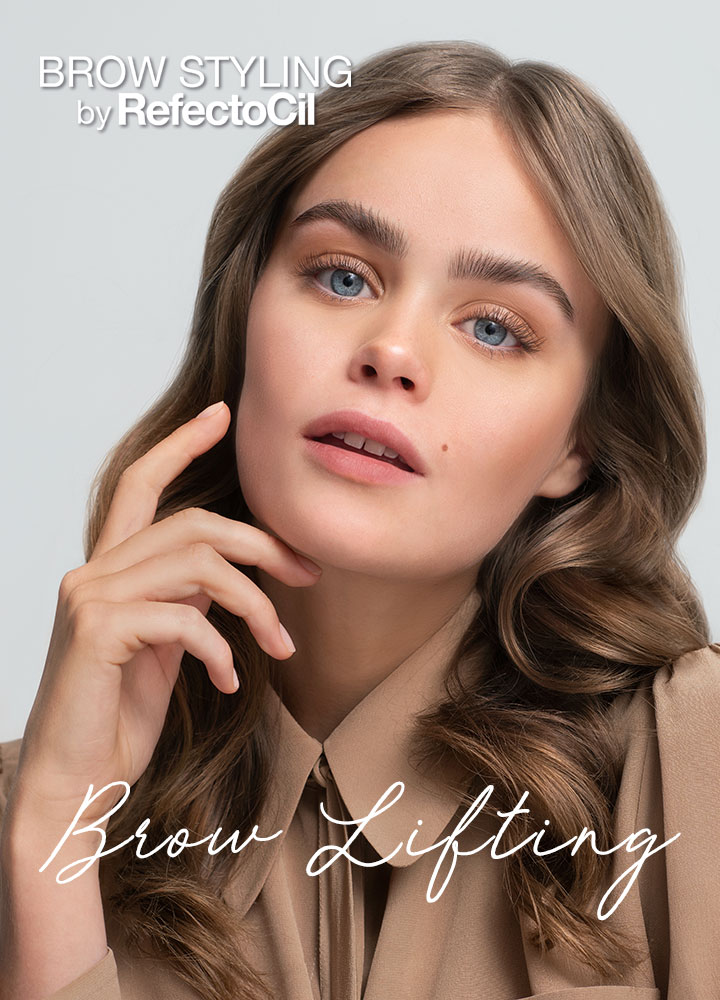 Brow Lifting Trend