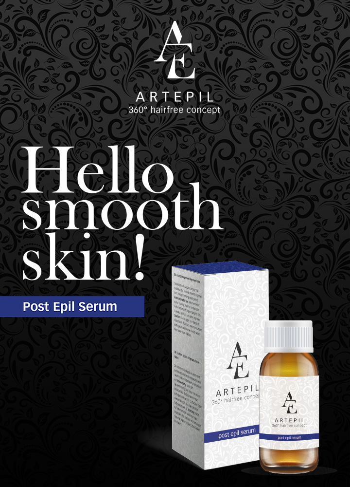 Hello Smooth Skin!