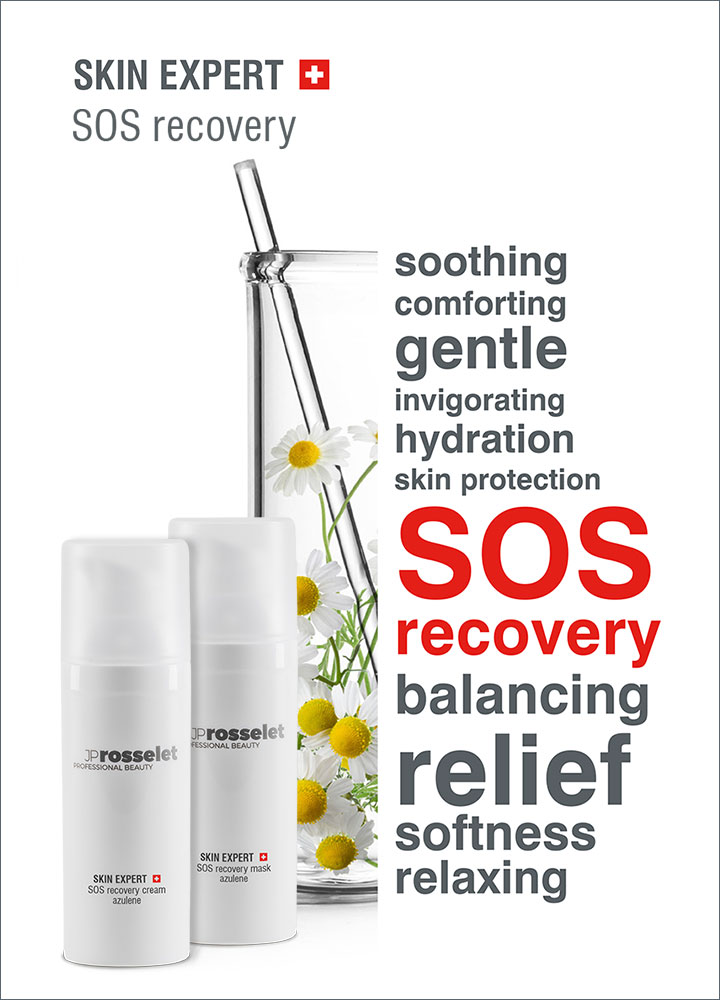 SOS Recovery Cream & Mask