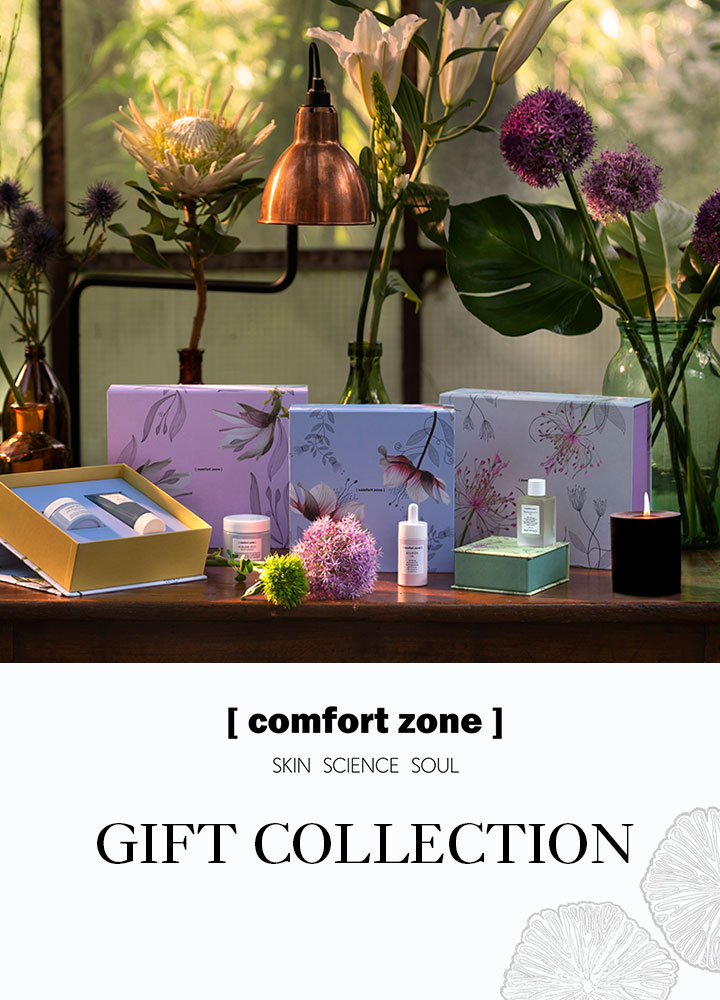 [ comfort zone ] The Gifts of Nature – Geschenksets