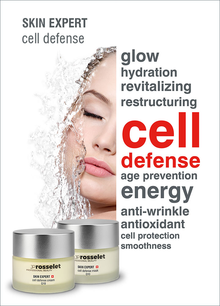 Skin Expert - Cell Defense Q10