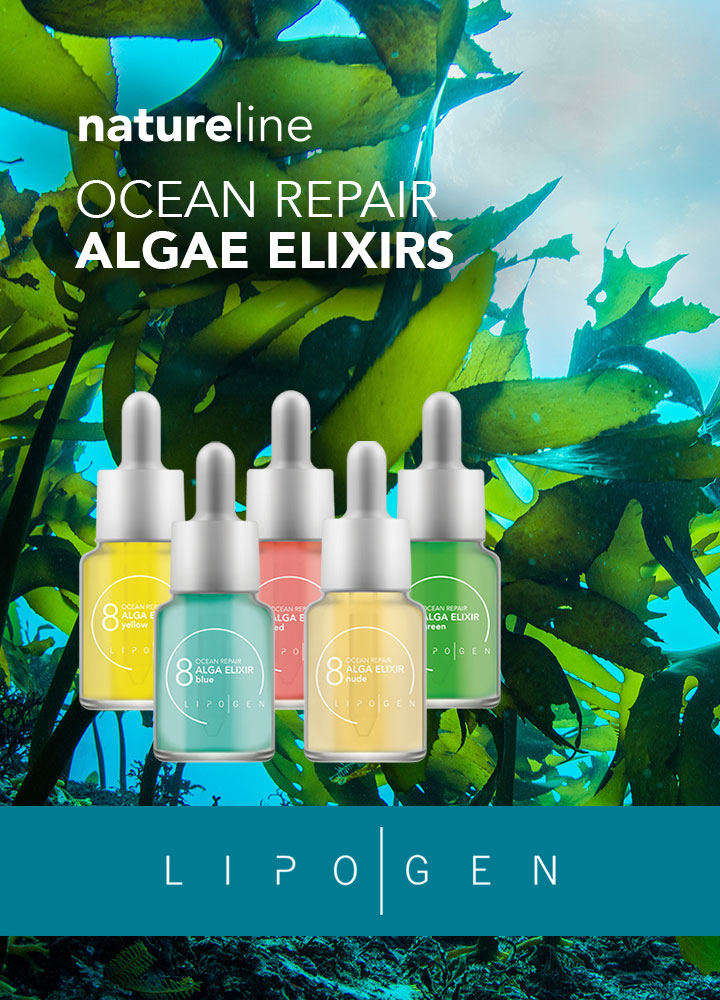 Ocean Repair Algae Elixirs