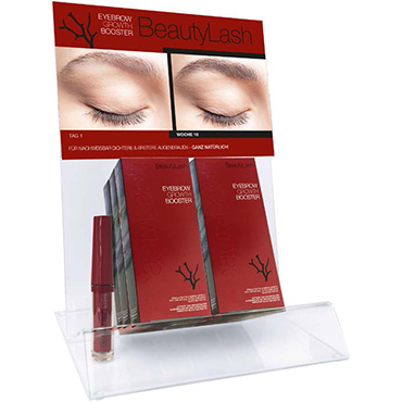 Display Eyebrow Growth Booster